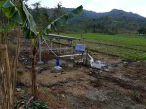 PATS - Pompa Air Tenaga Surya (PATS) di Banyumas