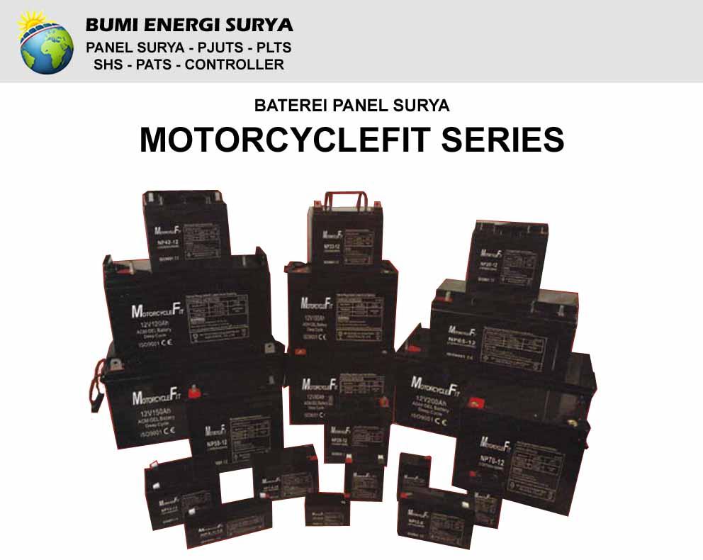 baterai motocyclefit series