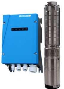 Pompa Air Tenaga Surya Lorentz PS2 150 C-SJ5-8