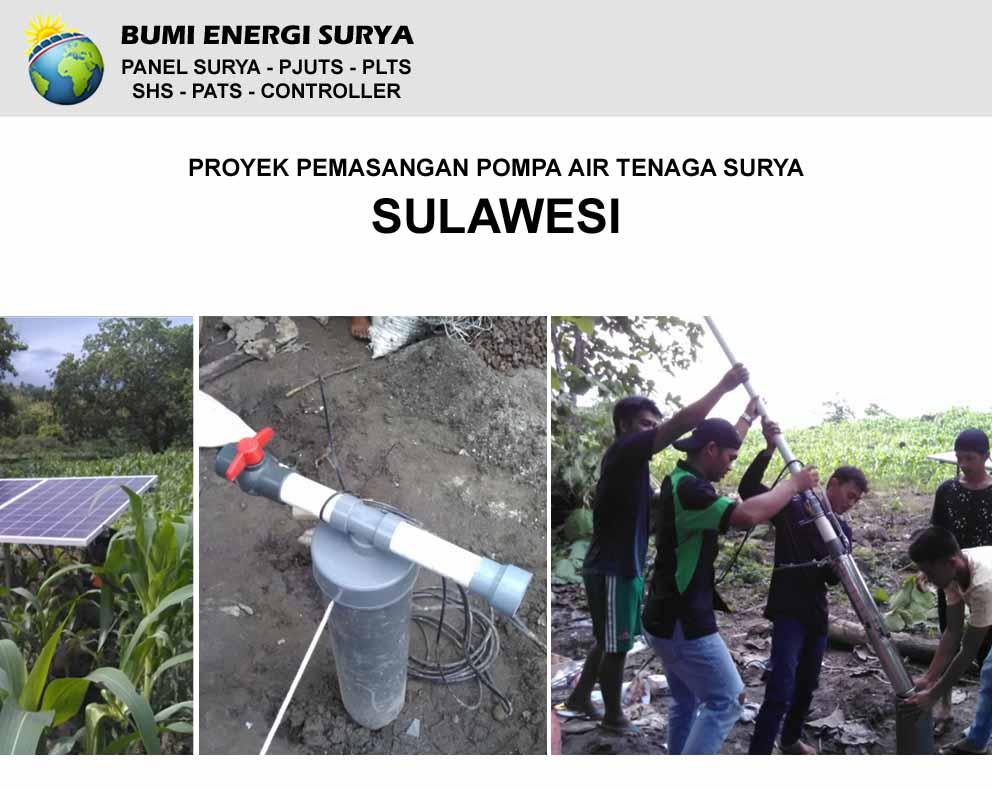 proyek pemasangan pats di sulawesi