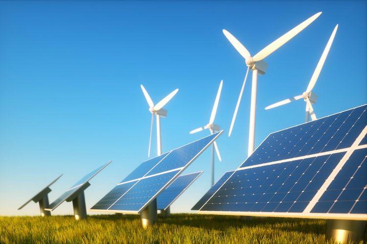 EBT - Energi Baru Terbarukan
