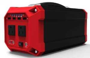 Generator Portabel Panel Surya 300W