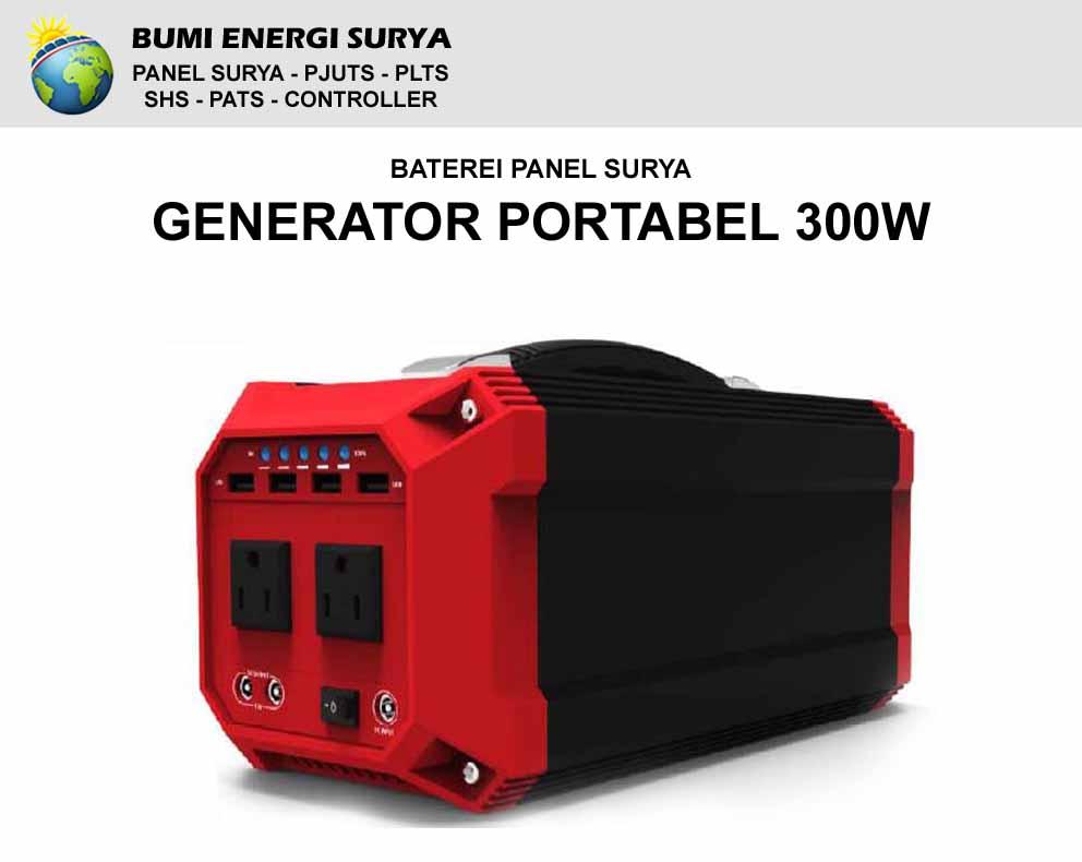 generator portabel 300w
