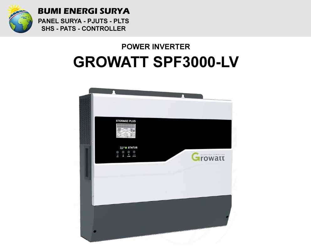 inverter growatt spf 3000