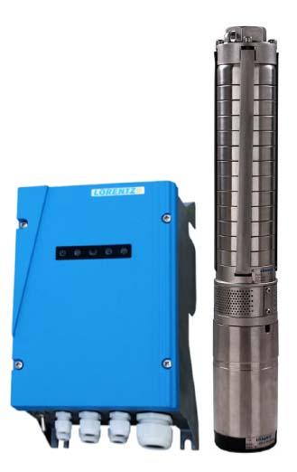 Pompa Air Lorentz PS2-1800 C-SJ5-12