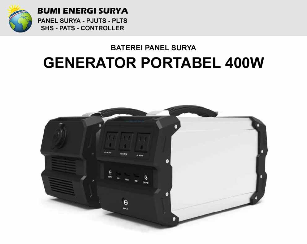 generator portabel 400w