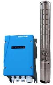 Pompa Air Submersible Tenaga Surya Lorentz PS2-1800 C-SJ8-7