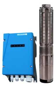 Pompa Air Tenaga Surya Lorentz PS2-600 C-SJ3-9