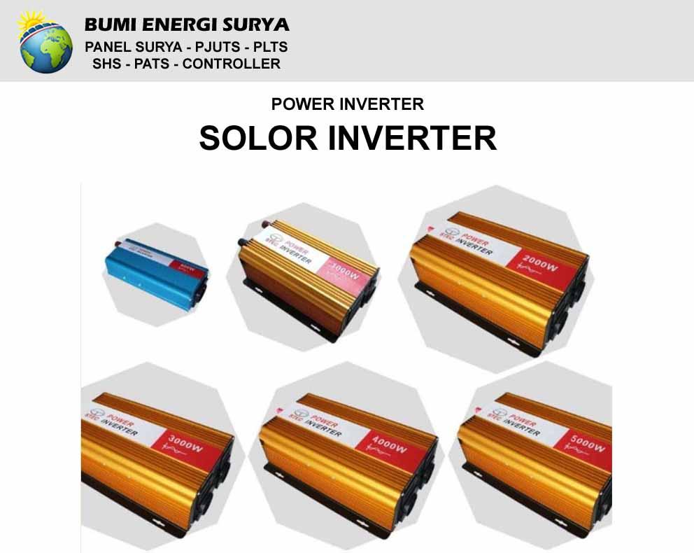 power inverter solor