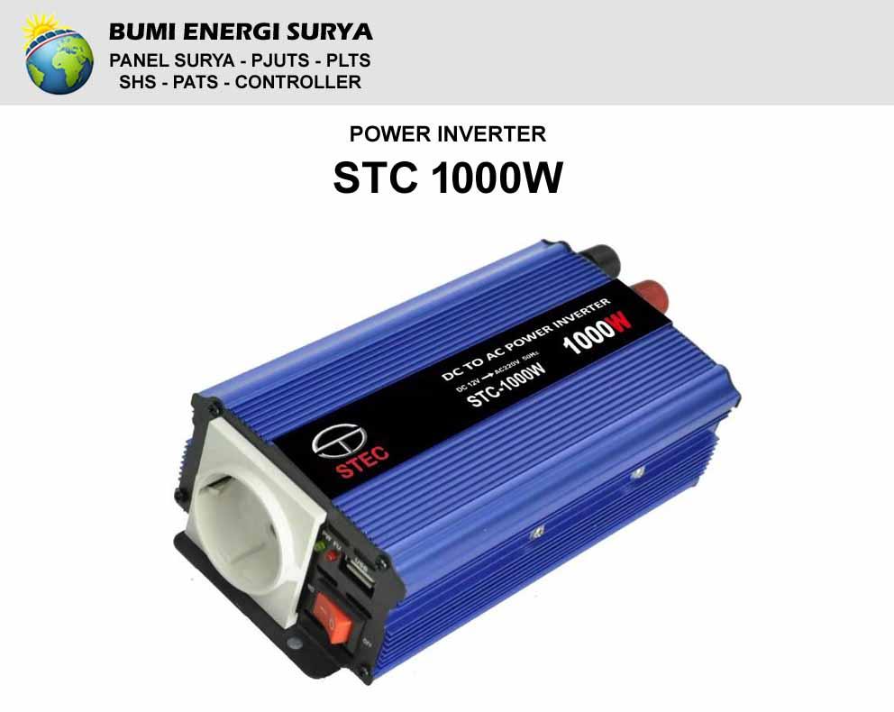 inverter stc 1000w