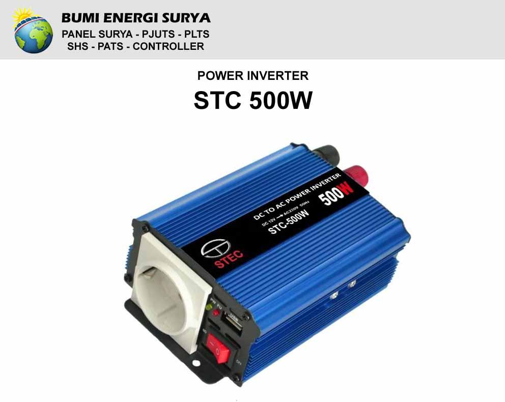 inverter stc 500w