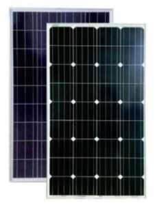 Solar Panel Module SP 120W 18V