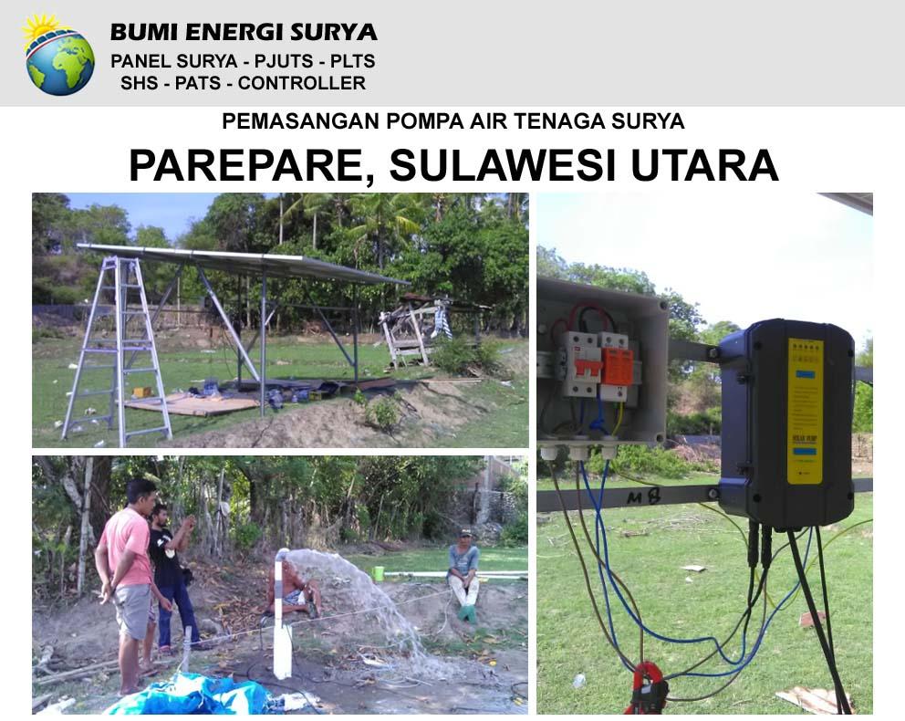 Pemasangan PATS Parepare Sulawesi Selatan