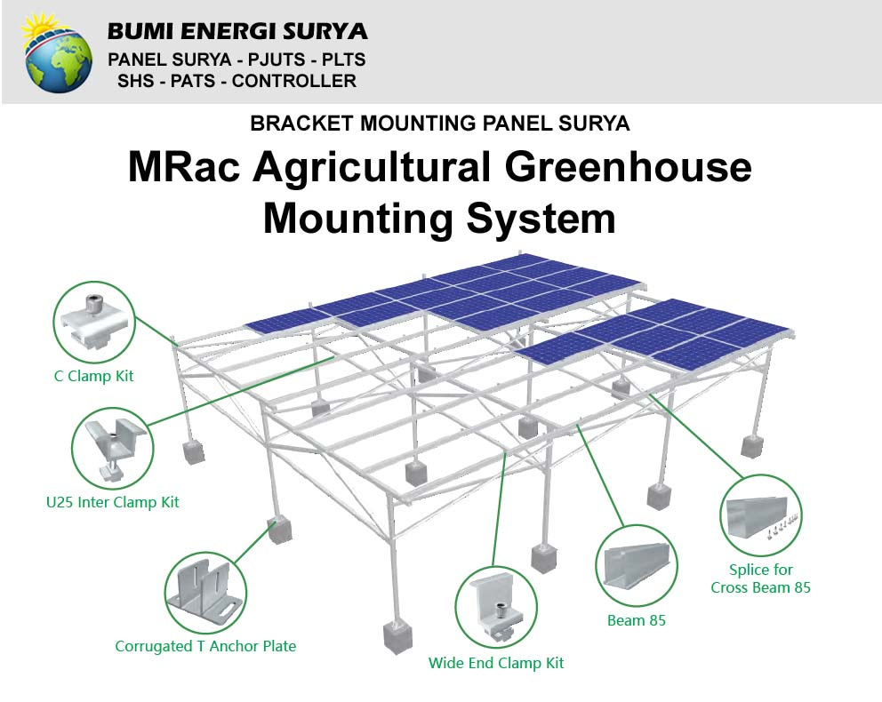 MRac Agricultural Greenhouse