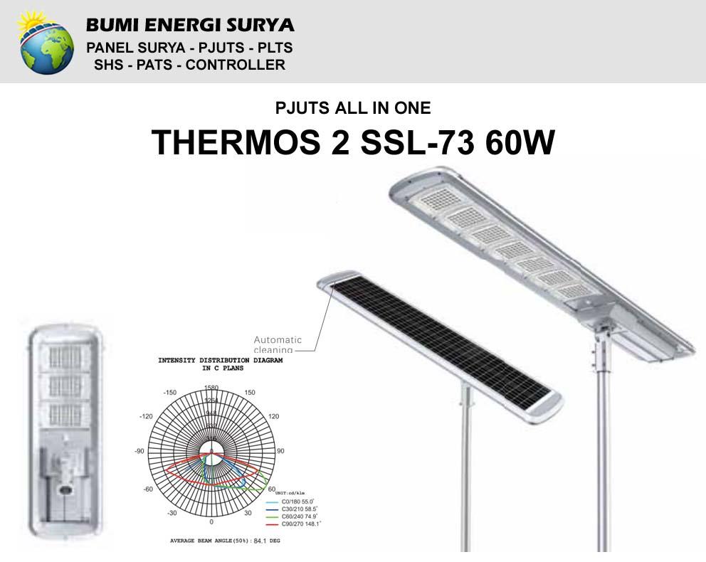 PJUTS Thermos 2 Series SSL-73 60W