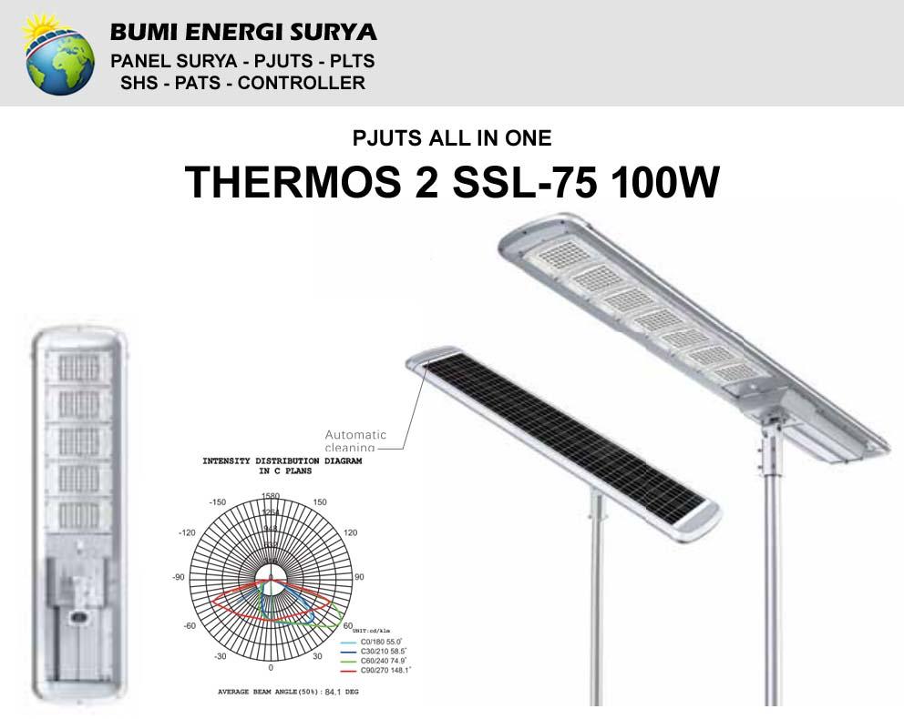 Lampu LED Thermos 2 SSL-75 100W