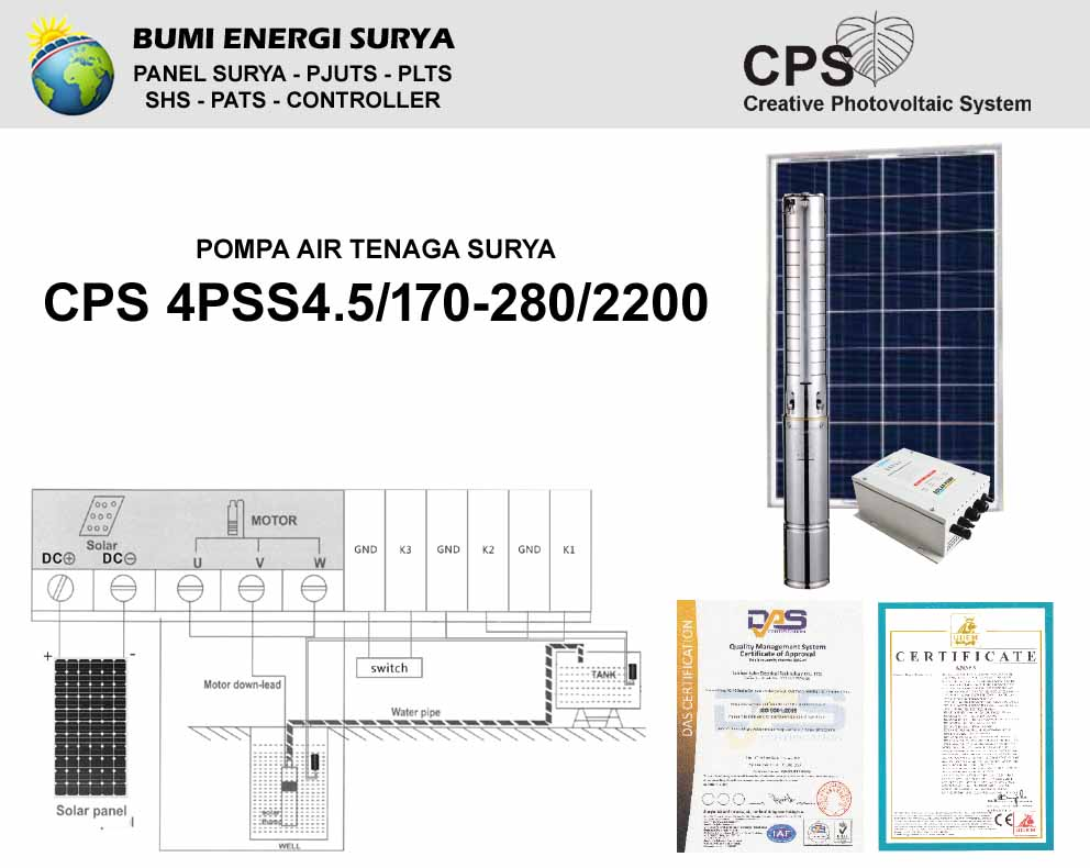 PATS Submersible CPS 4pss4