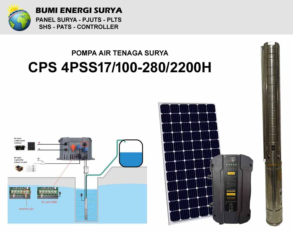 PATS CPS 4PSS17 2200W