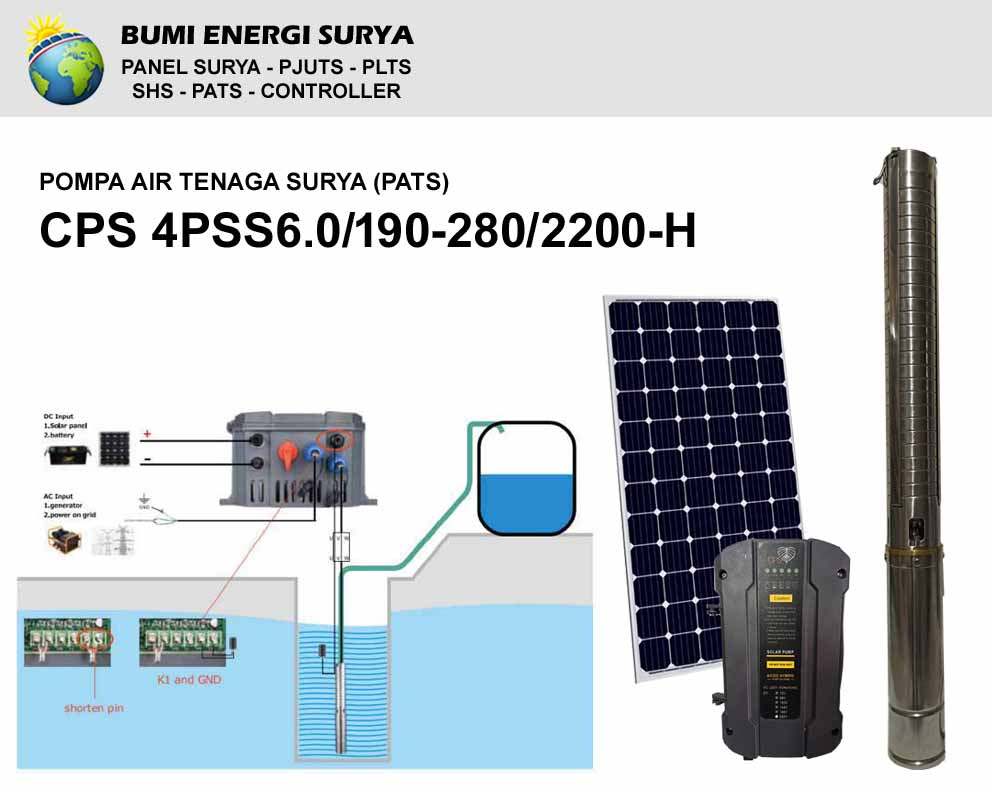 PATS CPS 4PSS6 2200W