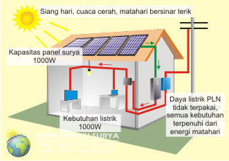 solar home system On Grid