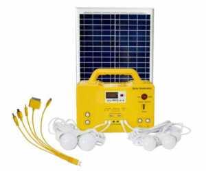solar home system 220