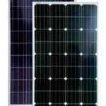 panel surya 120 wp 18v polycrystalline monocrystalline