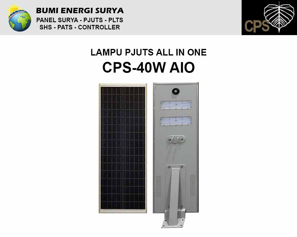 lampu pjuts all in one 40w