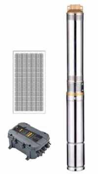 pompa air tenaga surya 3cpsc series plastic impeller