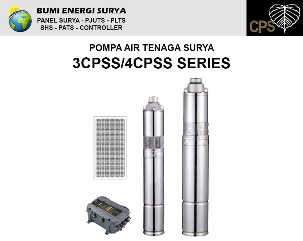 pompa air tenaga surya 3cpss-4cpss series