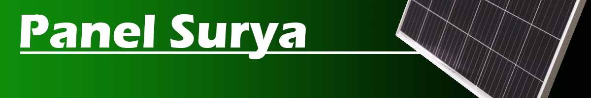 Produk Panel Surya