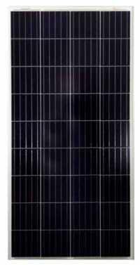 panel surya 150wp polycrystalline