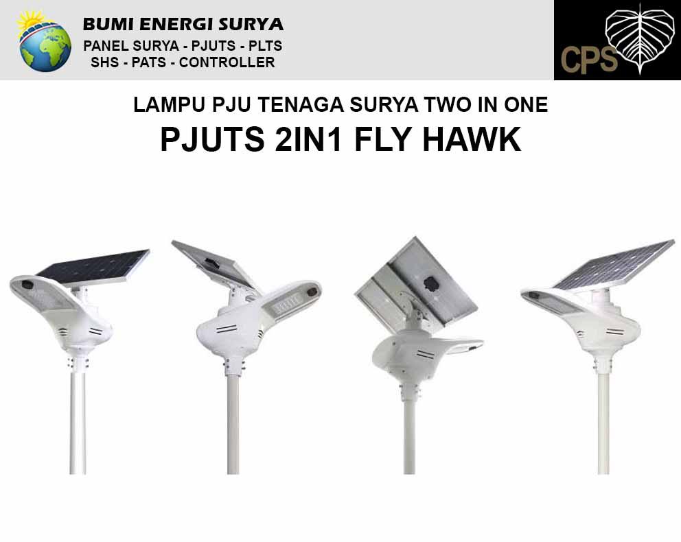 pju tenaga surya fly hawk