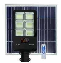 lampu pju tenaga surya 2in1 cps 150w