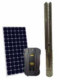 pompa air tenaga surya 4pss17 2200w