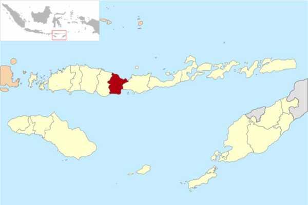 Kabupaten Nagekeo - Nusa Tenggara Timur