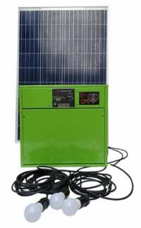 Solar Home System 600W CPS