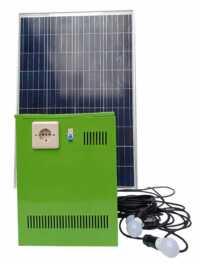 genset tenaga surya 600W CPS