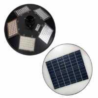 lampu taman 250w dengan panel surya