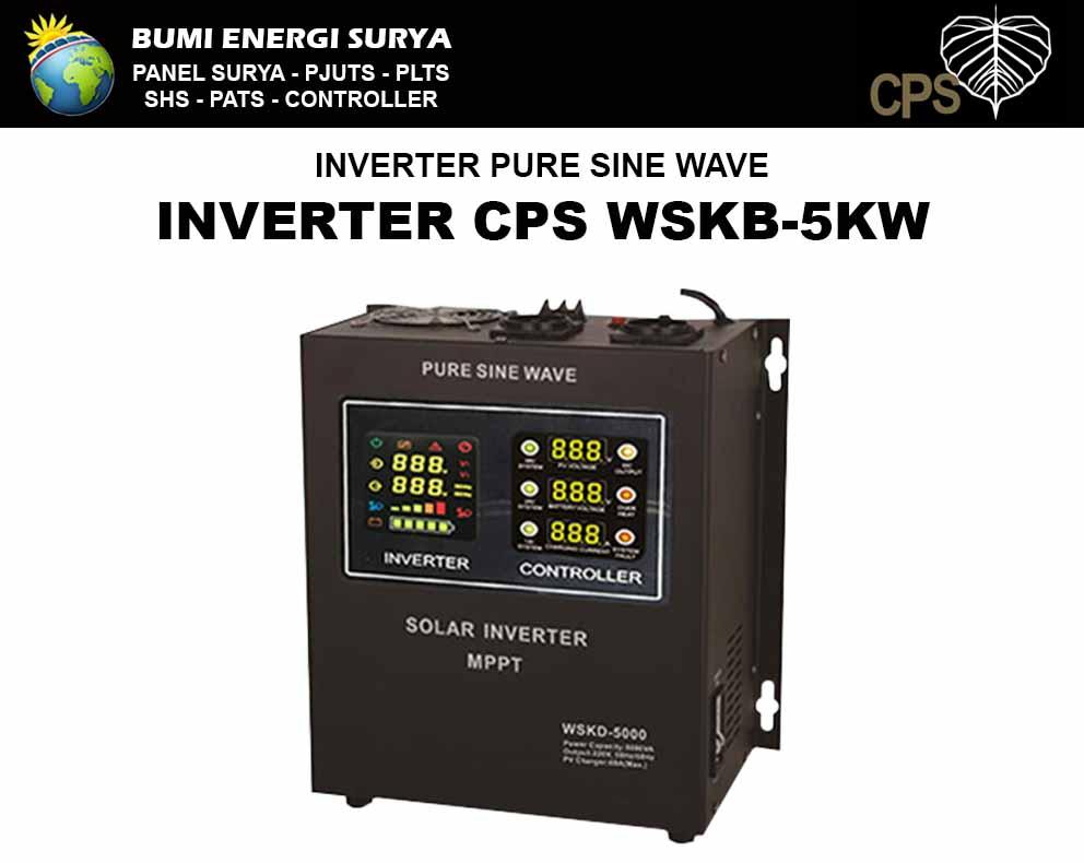 Inverter Off-Grid CPS WSKB-5KW