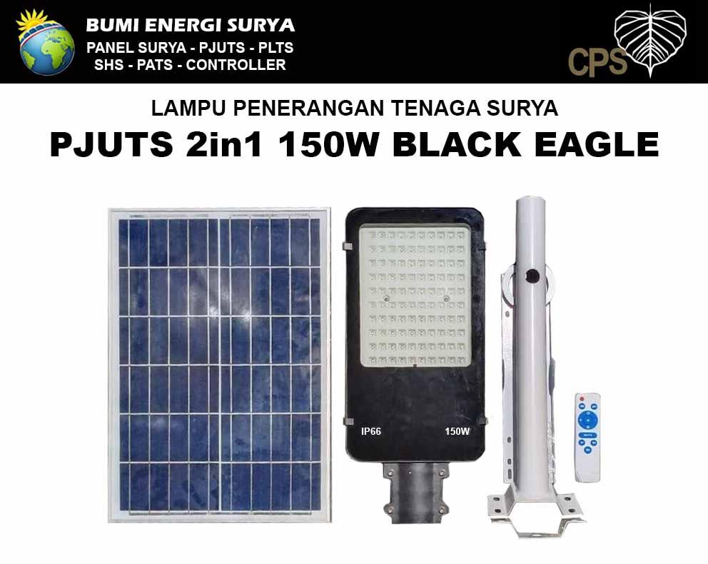 pjuts 2in1 150w black eagle