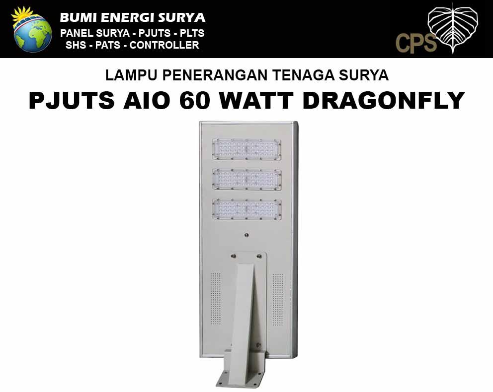 pjuts aio 60 watt dragonfly led phillips