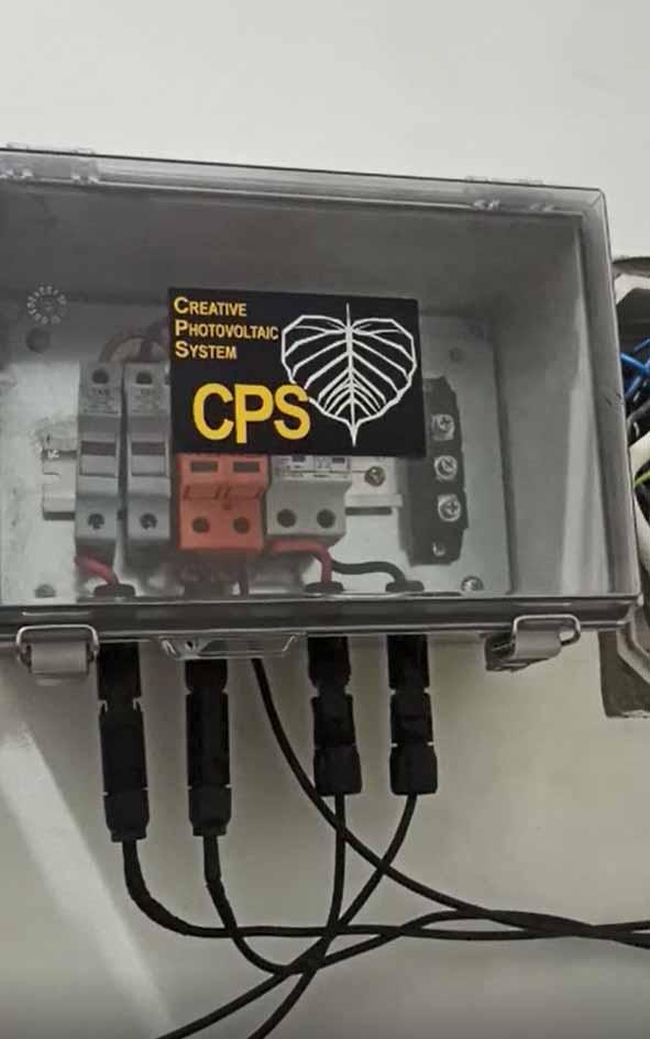 plts on grid cps bumi energi surya