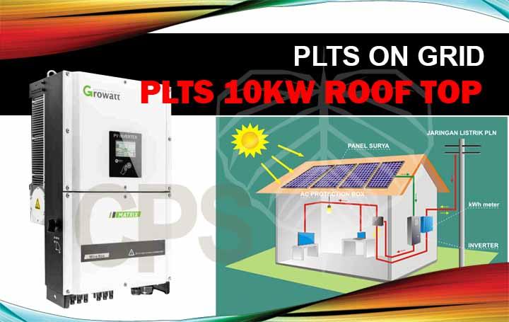 plts on-grid 10kw