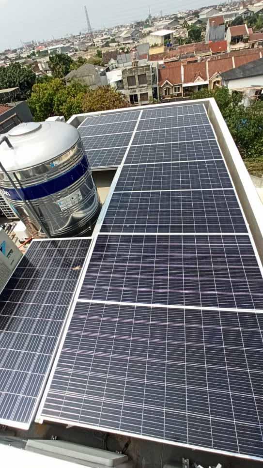 pembangkit listrik tenaga surya 1500w