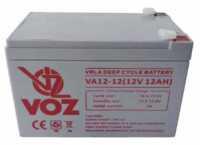 Baterai panel surya VRLA agm deep cycle 12AH VOZ