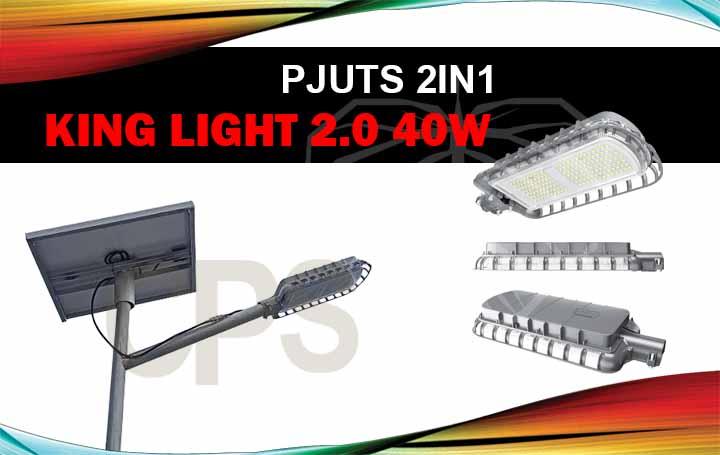 PJUTS 2IN1 40W King Light 2.0