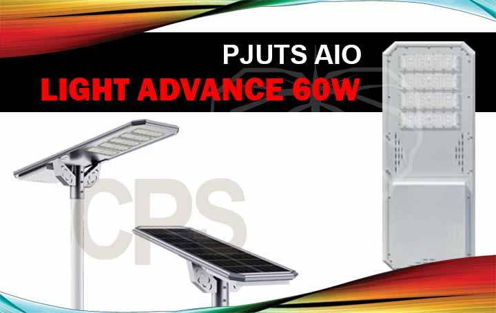 PJUTS AIO 60W Light Advance