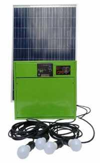 genset tenaga surya shs 100w modified