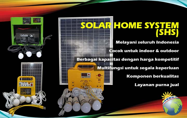 solar home system - shs