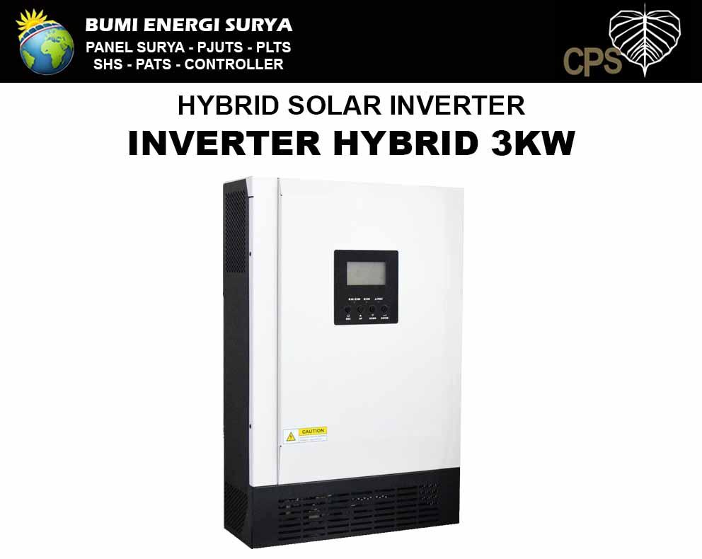 hybrid solar inverter 3kw SNV-GH3041